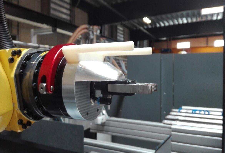 3D printet skubber